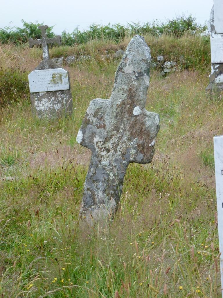 Een van de oudste Cross Headstones