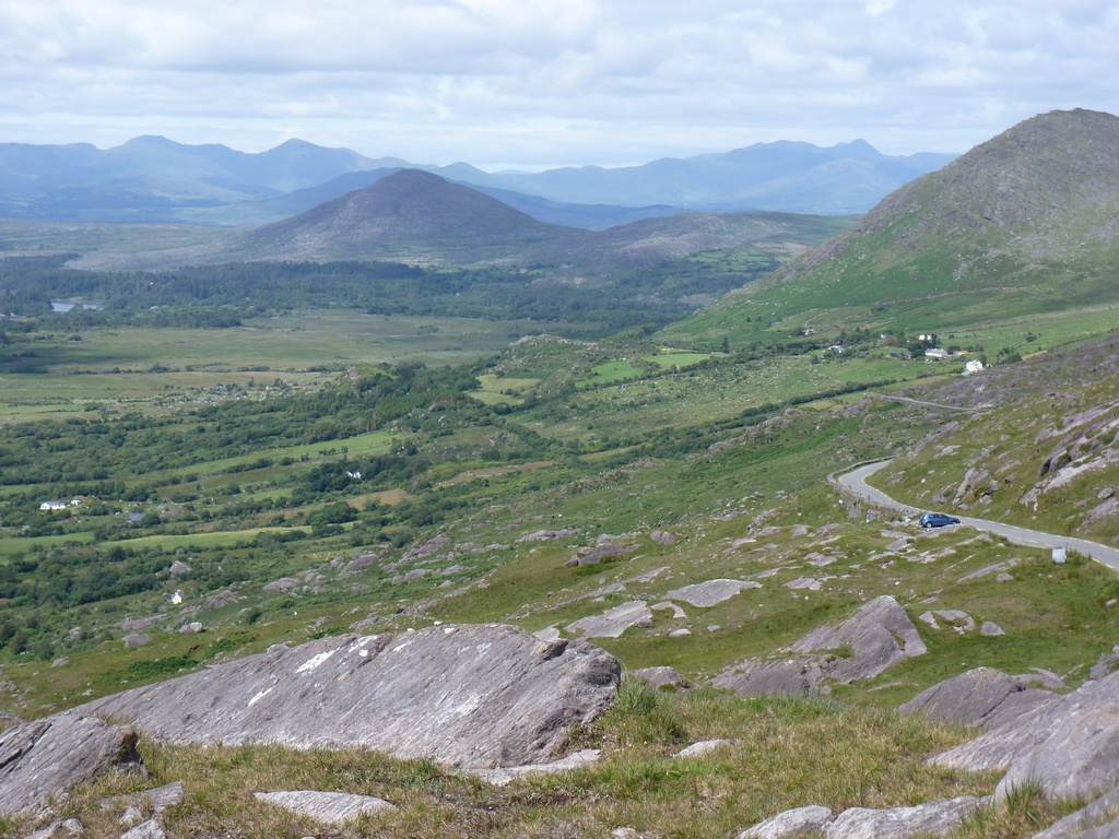 Healy Pass, Kerry kant.