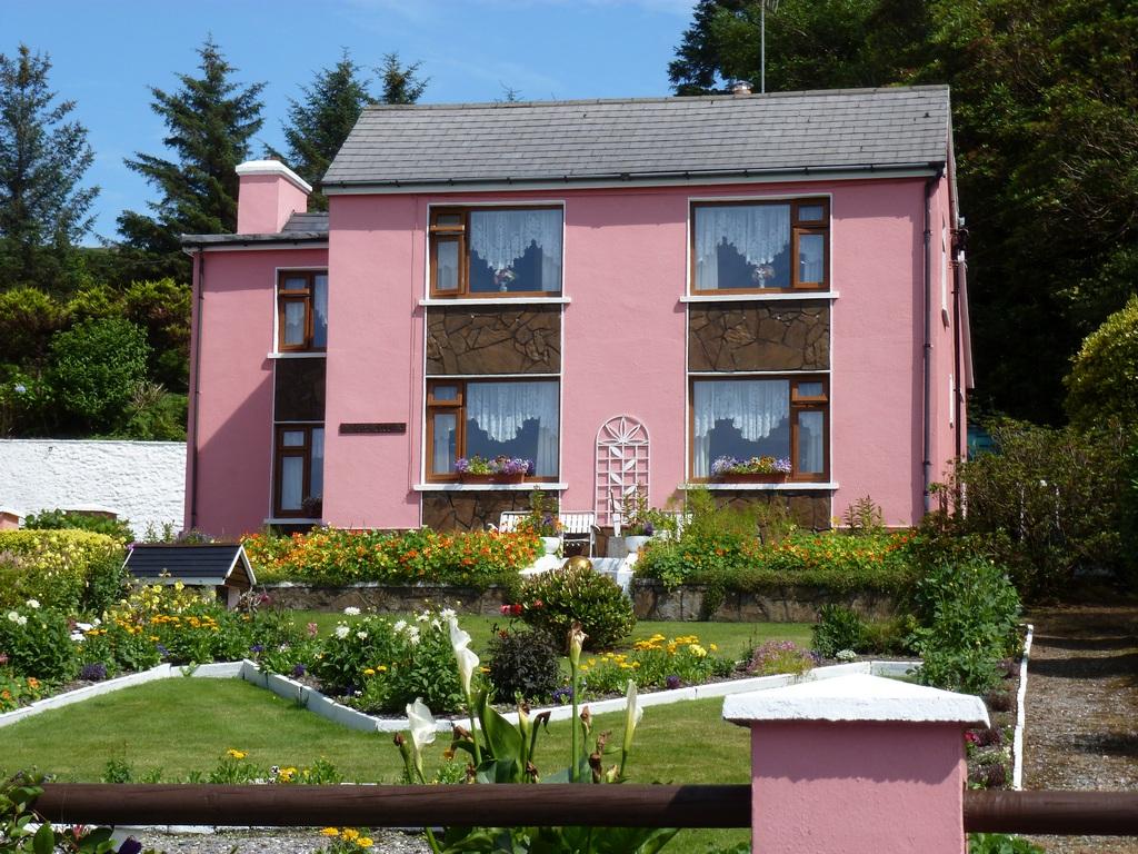 Barbie Huis.