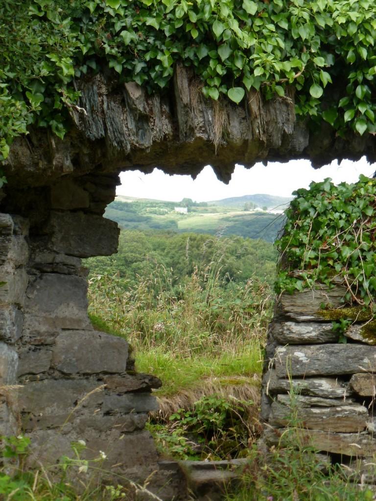 Uitzichtje vanuit het fort.