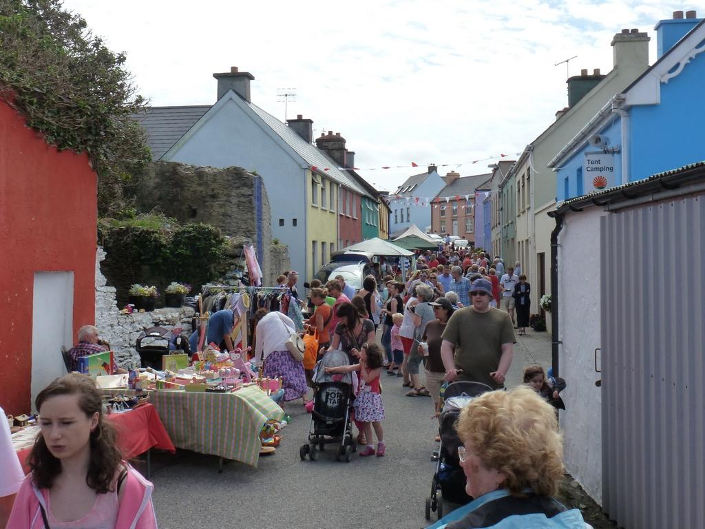 Markt in Eyeries.