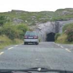 De tunneltjesroute.