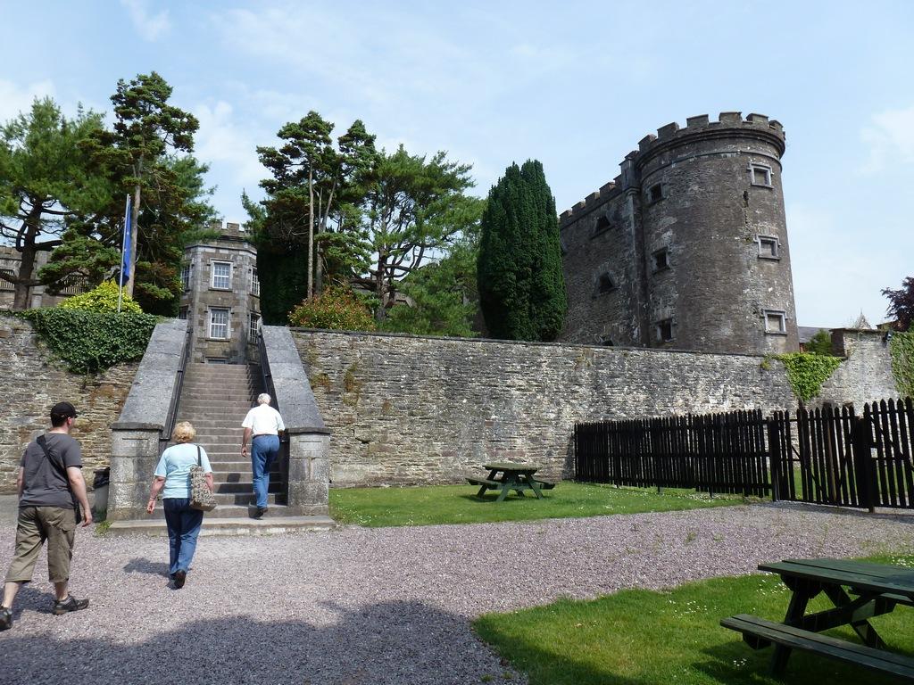 Cork City Gaol.