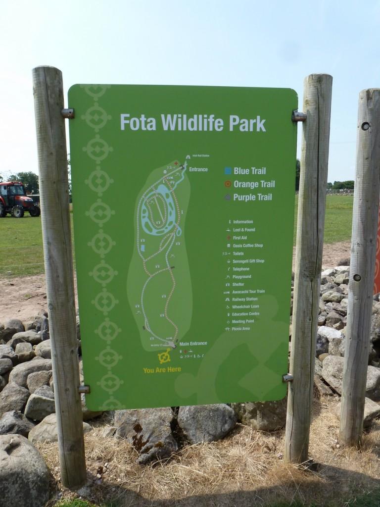 Fota Wildlife Park.