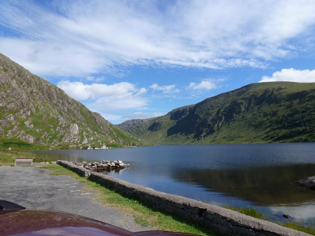 Glenbeg Lake.