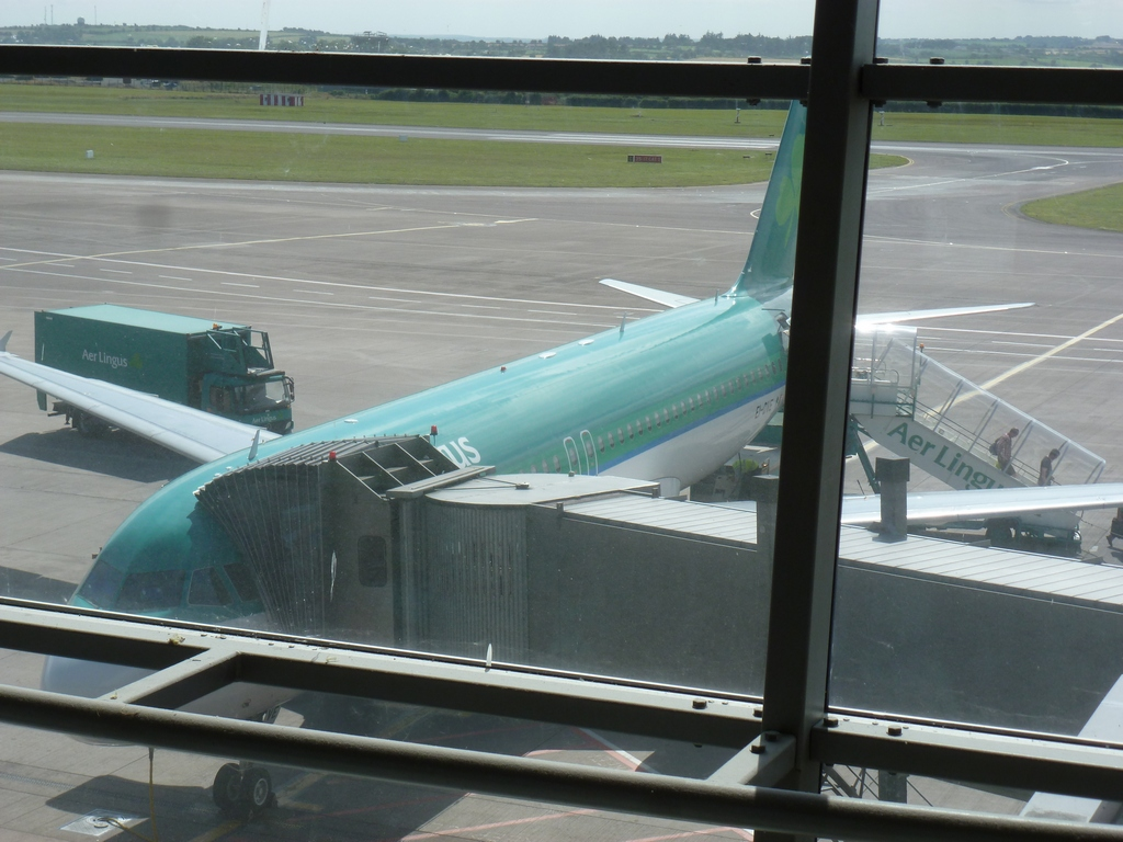 Dit is wel ons vliegtuig.