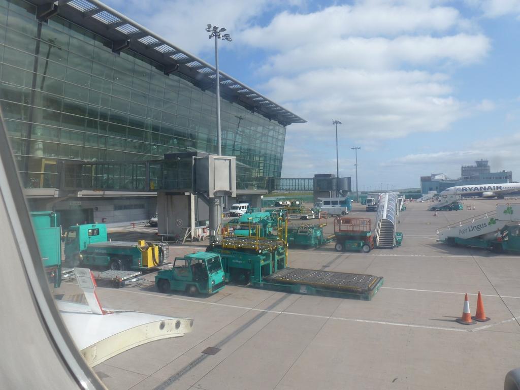 Cork Airport.