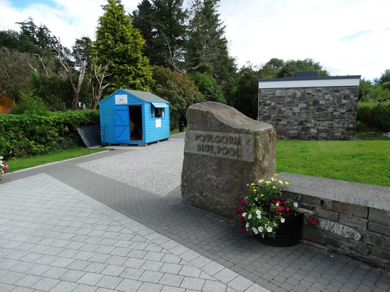 Blue Pool Park & Ferry Service