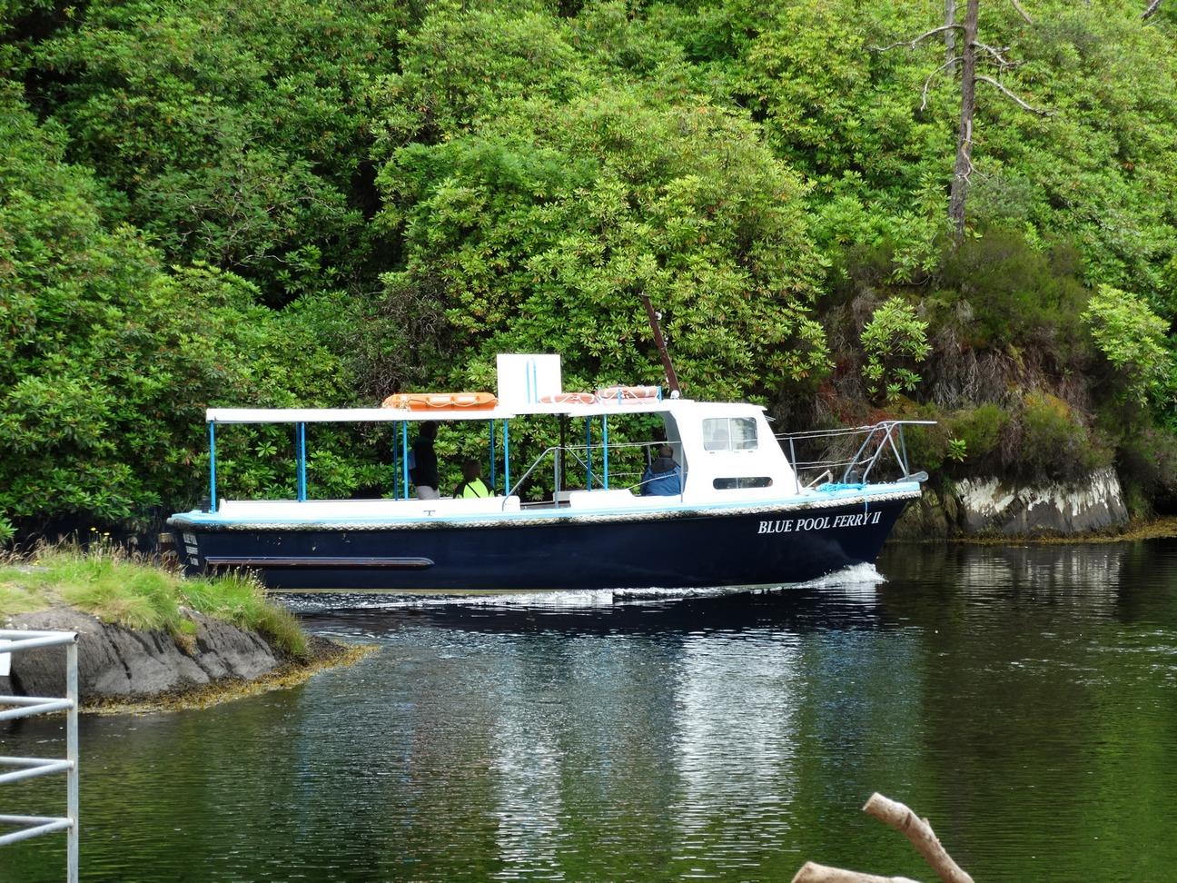 Blue Pool Ferry II