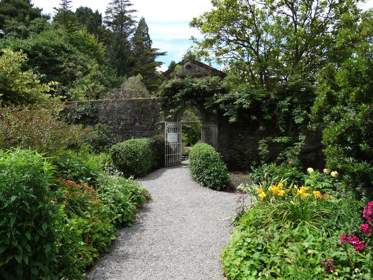 Achteringang Walled Garden
