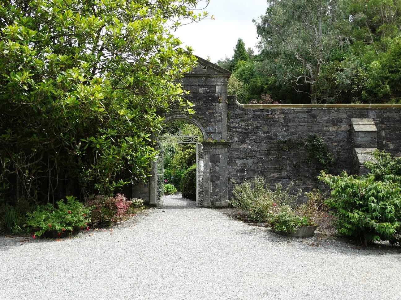 Vooringang Walled Garden
