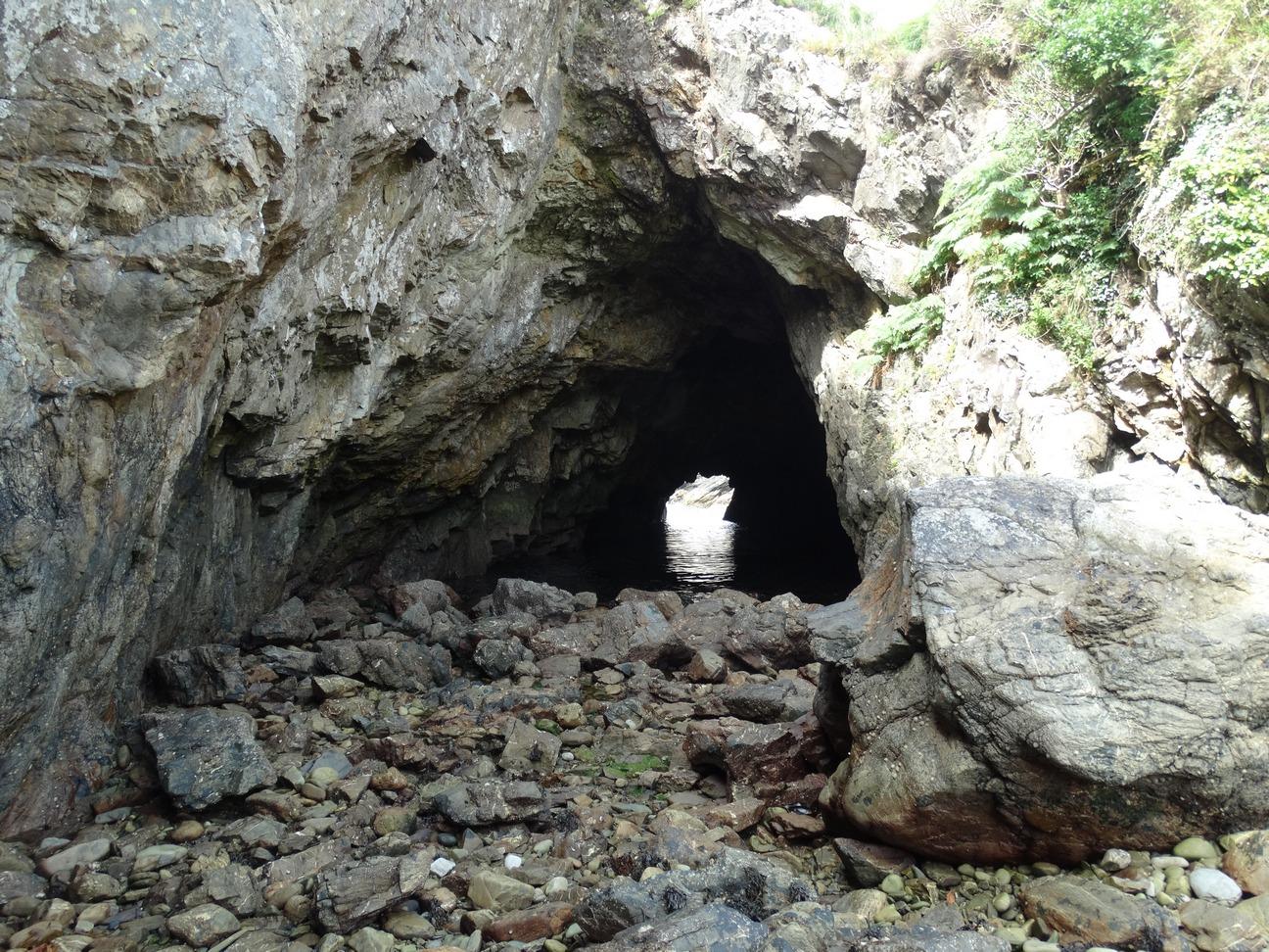 Linker grot