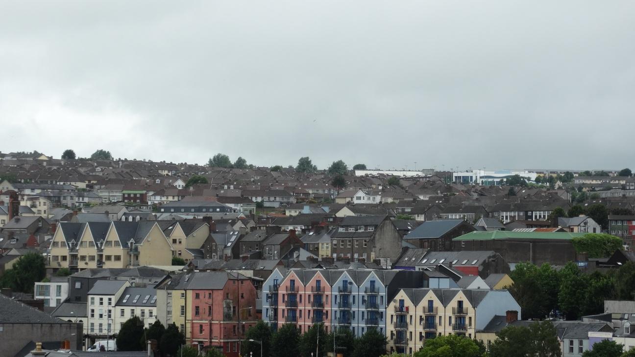 Cork vanaf Parkeerdek